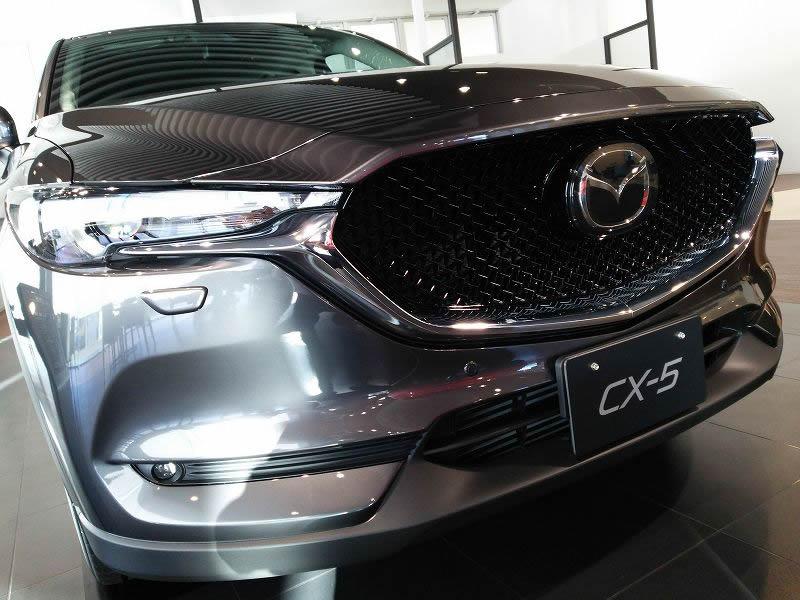 マツダ 新型CX-5