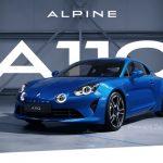 アルピーヌ 新型A110