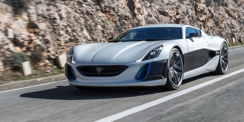 Rimac Concept One(リマック コンセプトワン)