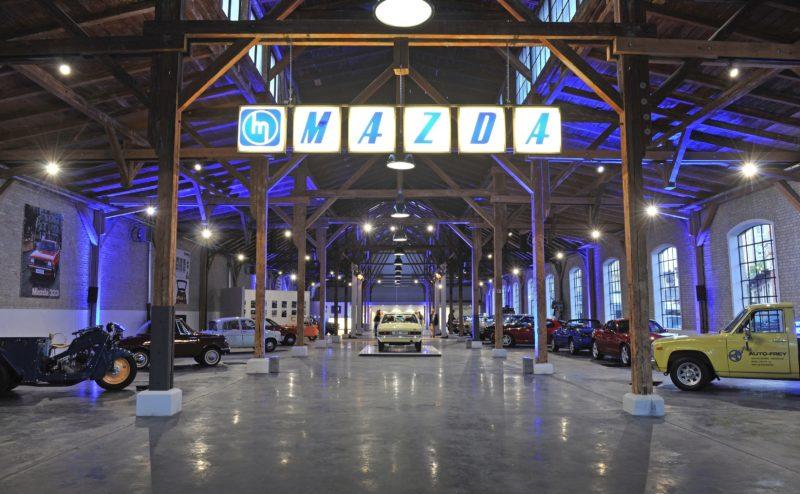 マツダミュージアム「Frey's Mazda Classic Car Museum」