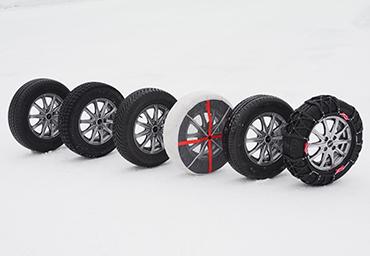JAF「走れても止まれない、雪道のノーマルタイヤ」
