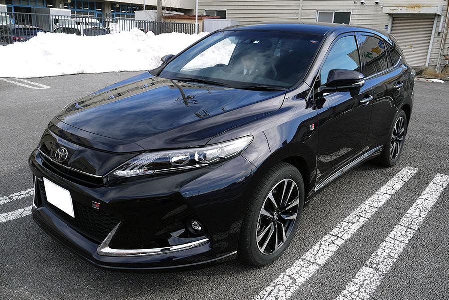 トヨタ ハリアー GRスポーツ