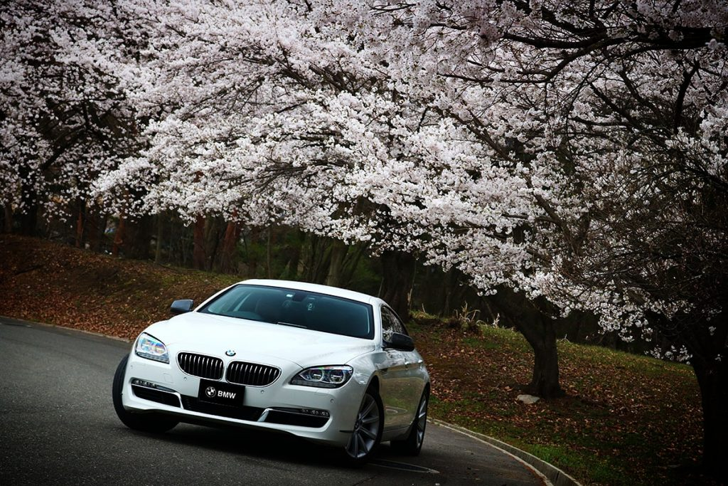 BMW 640i グランクーペ