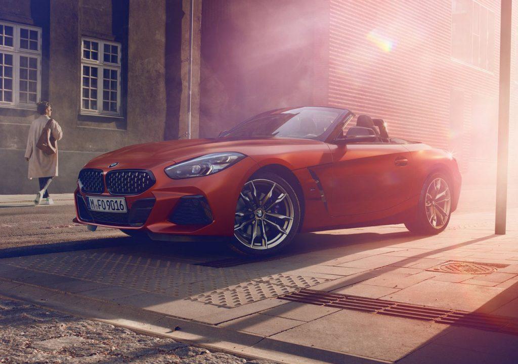BMW 新型Z4 ロードスター M40i