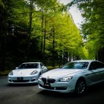 BMW 640i グランクーペ & ポルシェ パナメーラ