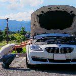 BMW エンジンオーバーヒート