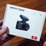 GREENGEE 4KFHD ドライブレコーダー