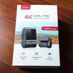 VIOFO A129Pro Duo 前後2カメラ式ドライブレコーダー