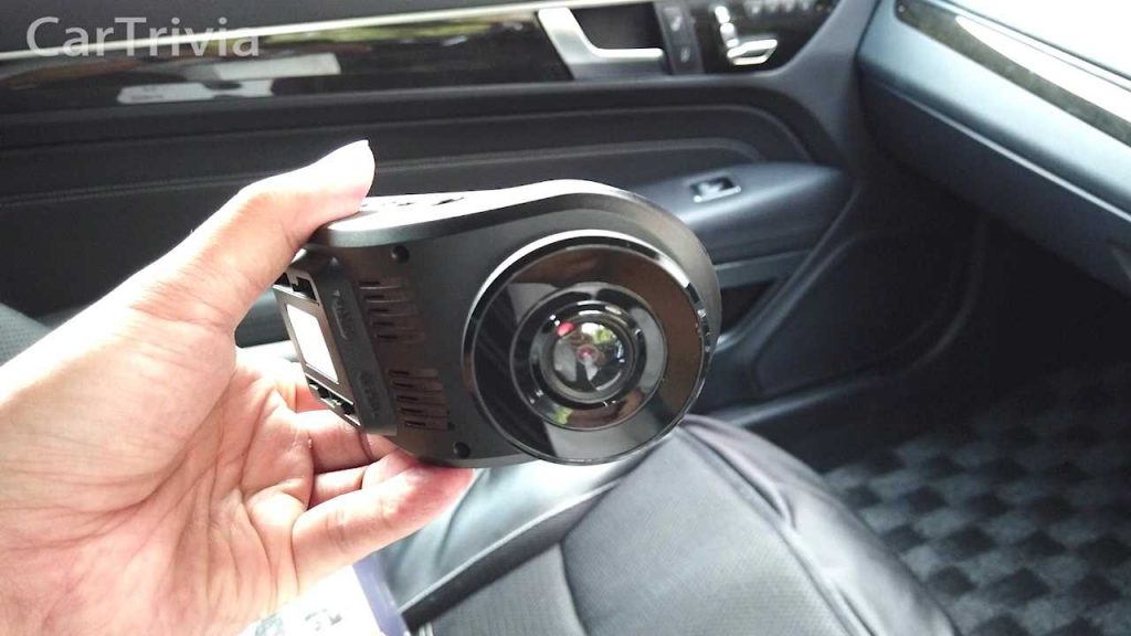3カメラドライブレコーダー Zenfox T3